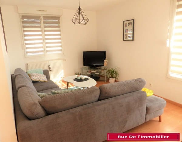 Sale apartment Mommenheim 202 350€ - Picture 1