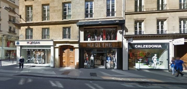 Location Boutique Paris 9ème 0