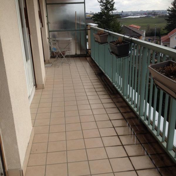 Rental apartment Caluire et cuire 850€ CC - Picture 8