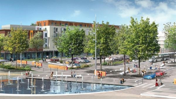 Location Boutique Guyancourt 0