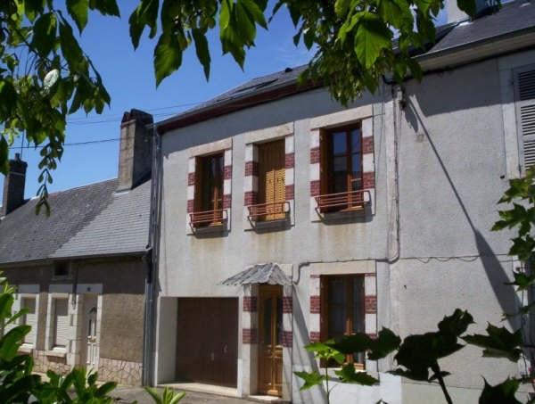 Vente maison / villa Henrichemont 110000€ - Photo 3