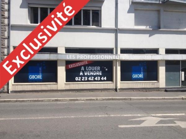 Location Boutique Rennes 0