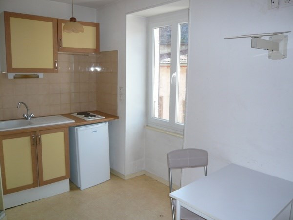 Location vacances appartement La balme les grottes 360€ - Photo 1