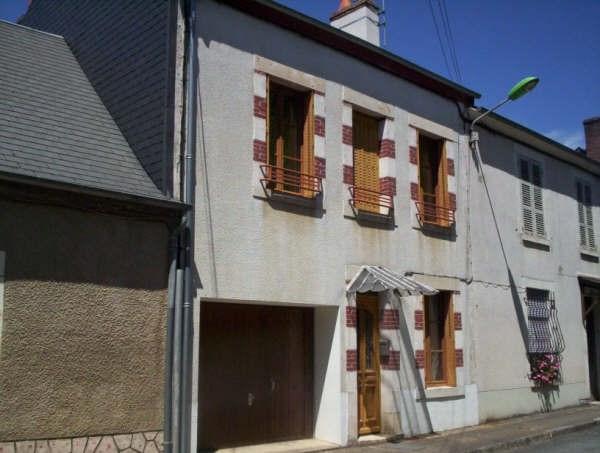 Vente maison / villa Henrichemont 110000€ - Photo 6