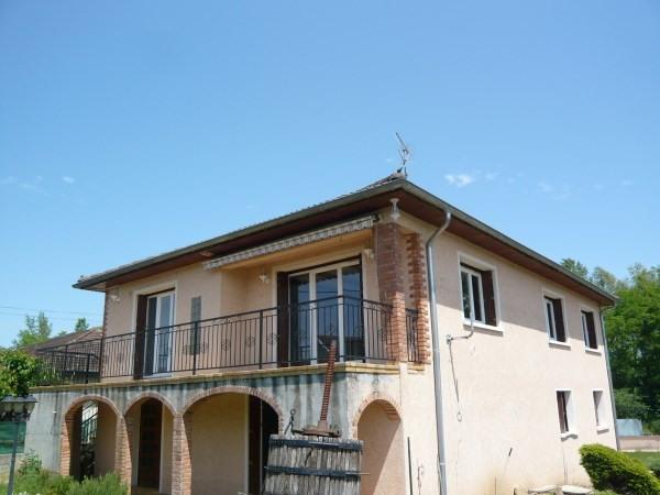 Rental apartment Chavanoz 885€ CC - Picture 1