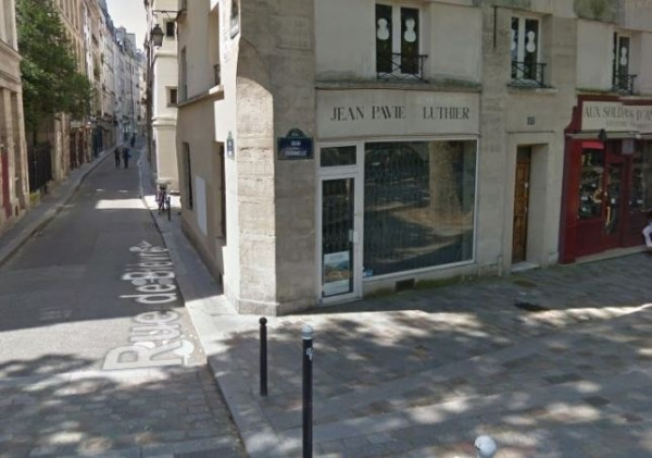 Location Boutique Paris 5ème 0