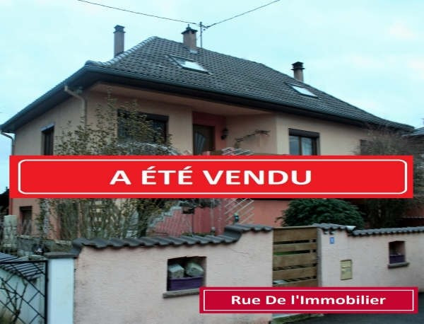 Sale house / villa Kirchheim 325 000€ - Picture 1
