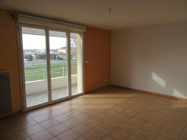 Location appartement La salvetat st gilles 642€ CC - Photo 1