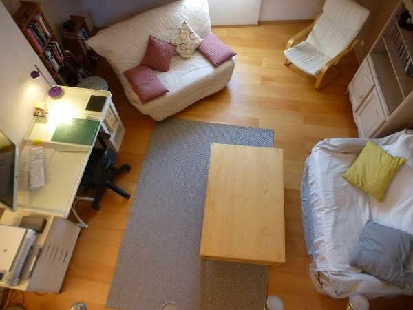 Location appartement Fontainebleau 815€ CC - Photo 26
