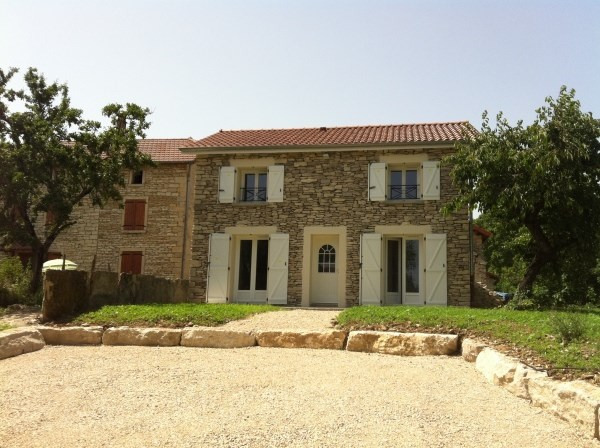 Rental house / villa St baudille de la tour 730€ CC - Picture 1
