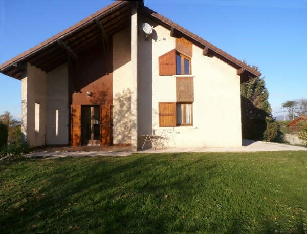 Vente maison / villa Dolomieu 295000€ - Photo 1