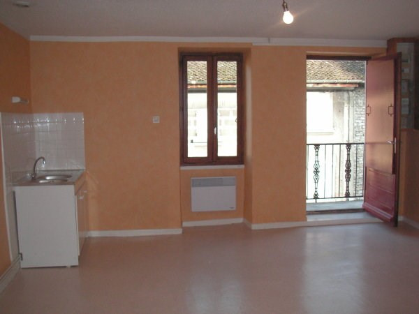 Rental apartment Montalieu vercieu 395€ CC - Picture 1