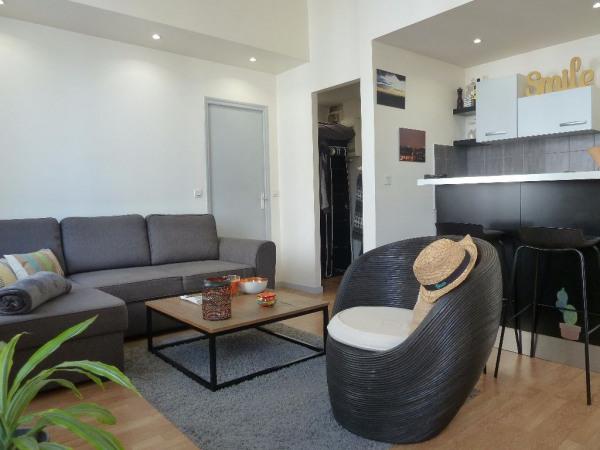 Appartement loué Lyon 3 T2 37.54 m²