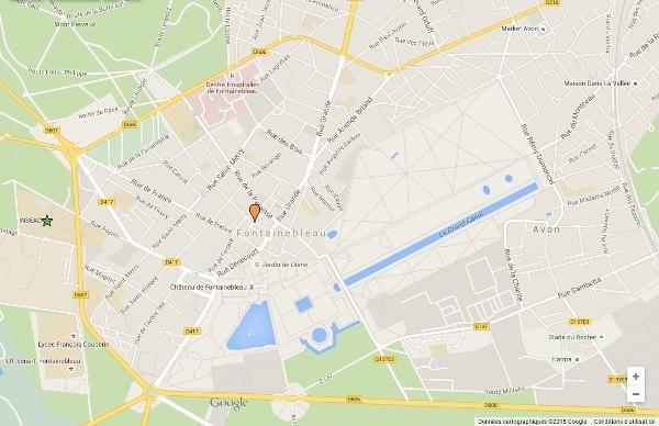 Rental apartment Fontainebleau 600€ CC - Picture 11