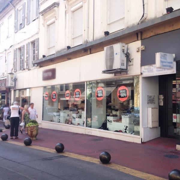 Location Boutique Alès 0