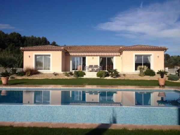 Villa sarrians 157 m²