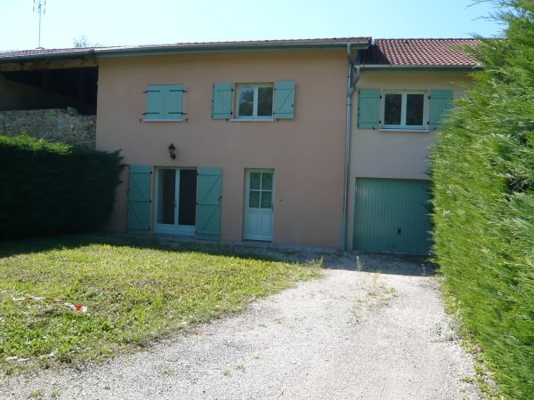 Rental house / villa Ambronay 765€ CC - Picture 1