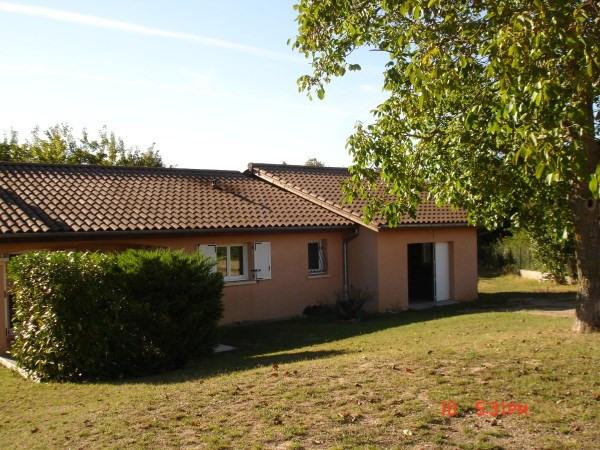 Rental house / villa Charvieu chavagneux 900€ CC - Picture 1