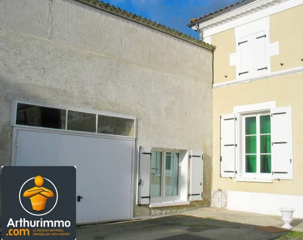 Sale house / villa Matha 111 825€ - Picture 2