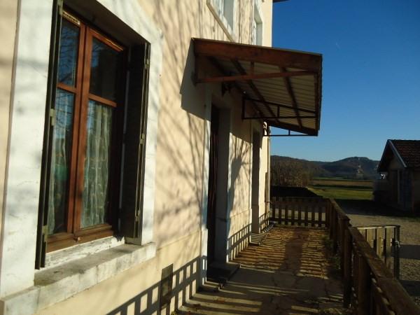 Location appartement Hieres sur amby 550€ CC - Photo 1