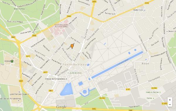 Rental apartment Fontainebleau 800€ CC - Picture 14