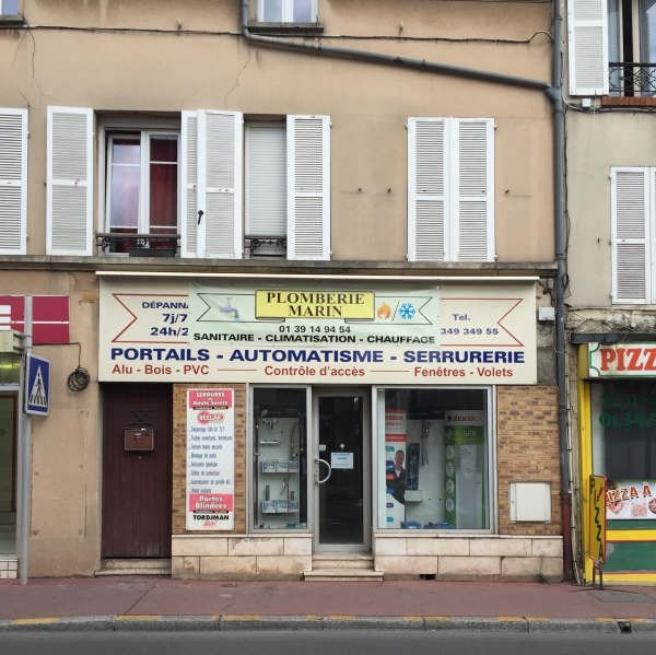 Commercial property sale shop Maisons-laffitte 55000€ - Picture 1