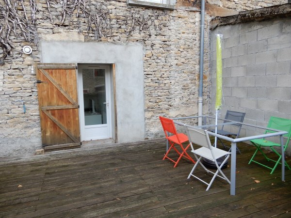 Rental apartment Cremieu 521€ CC - Picture 3