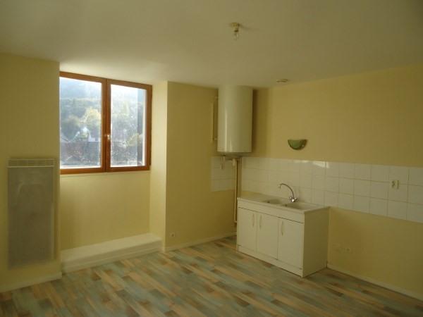 Location appartement Leyrieu 320€ CC - Photo 1