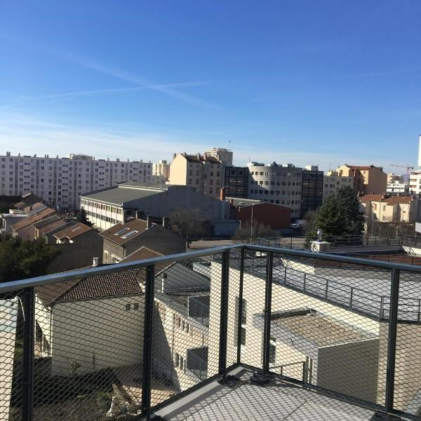 Location appartement Villeurbanne 840€ CC - Photo 2