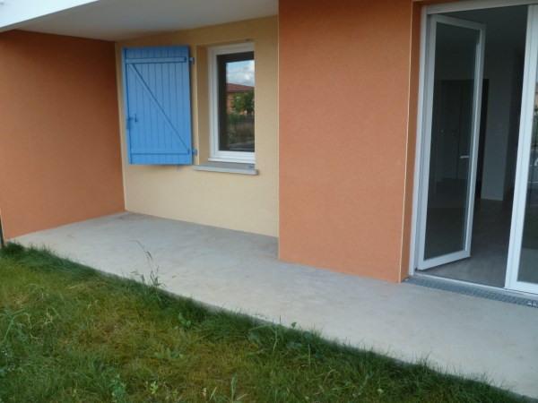 Rental apartment Frouzins 520€ CC - Picture 1