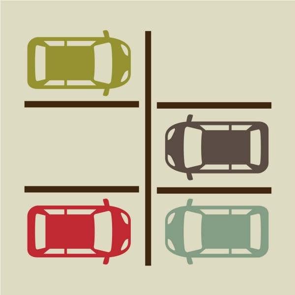 Rental parking spaces Villebon sur yvette 95€ CC - Picture 1