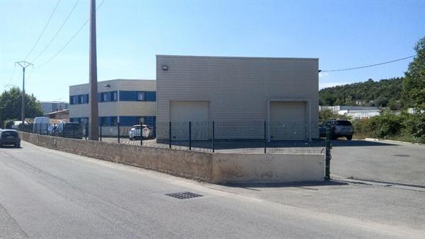 Location Local d'activités / Entrepôt La Seyne-sur-Mer 0