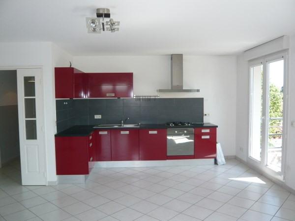 Rental apartment Chavanoz 735€ CC - Picture 1