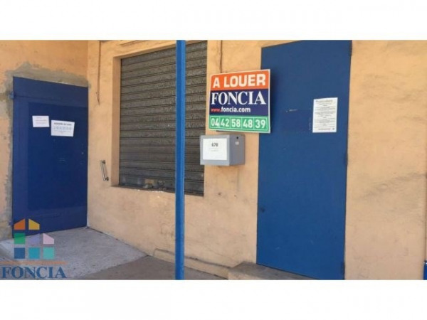 Location Local commercial Gardanne 0
