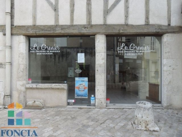 Location Local commercial Blois 0
