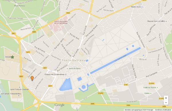 Location appartement Fontainebleau 1038€ CC - Photo 26
