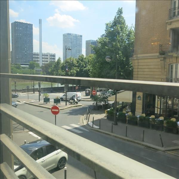Vente appartement Paris 16ème 650000€ - Photo 2