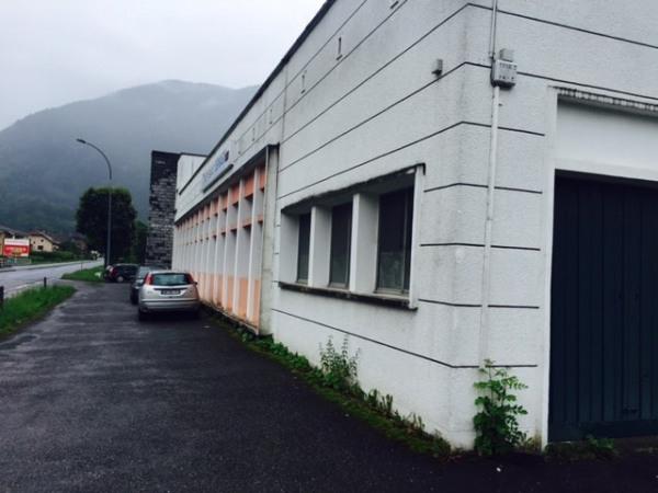 Location Local d'activités / Entrepôt Cluses 0