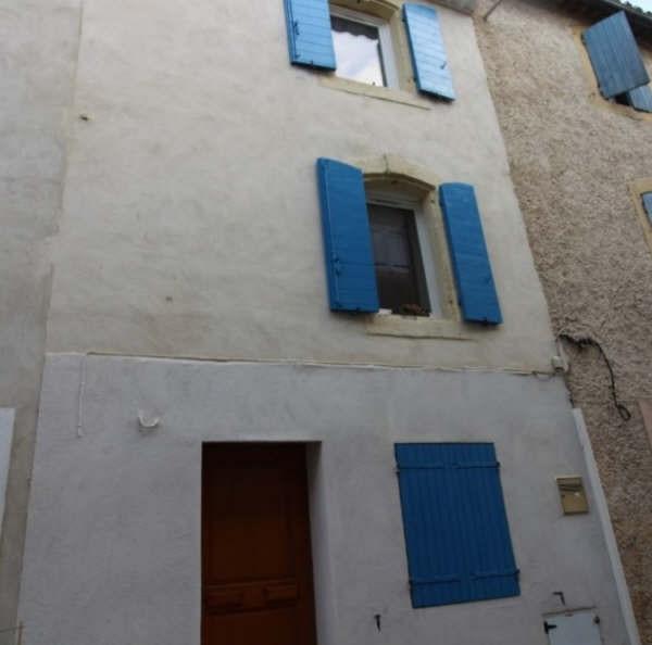 Venta  casa St chamas 157000€ - Fotografía 1