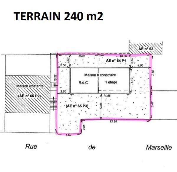 Vente terrain Sartrouville 175000€ - Photo 2