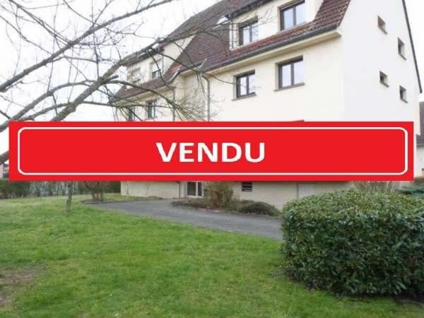 Sale apartment Haguenau 136000€ - Picture 1