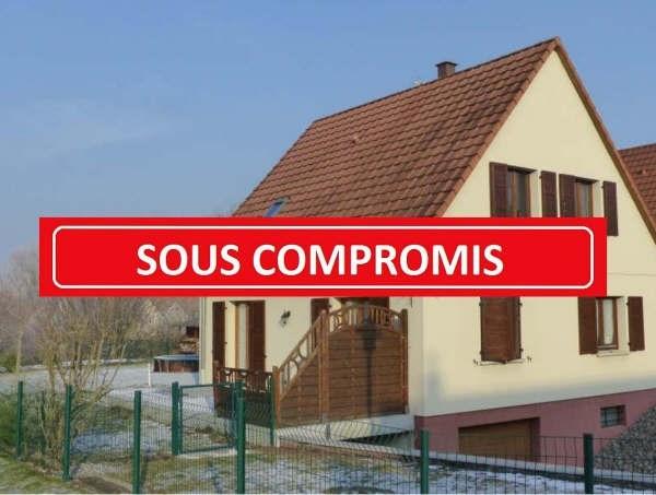 Sale house / villa Marmoutier 268000€ - Picture 1