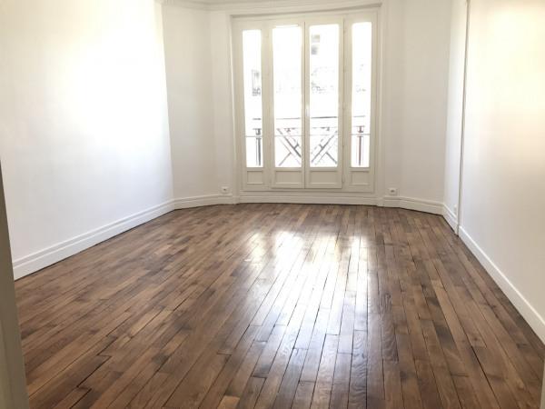 Appartement 3 pièces 2 chambres refait à neuf