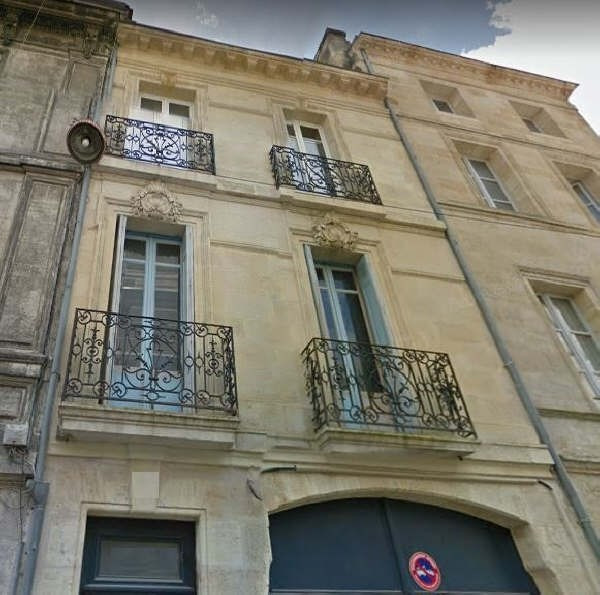 Vente appartement Bordeaux 545 000€ - Photo 1