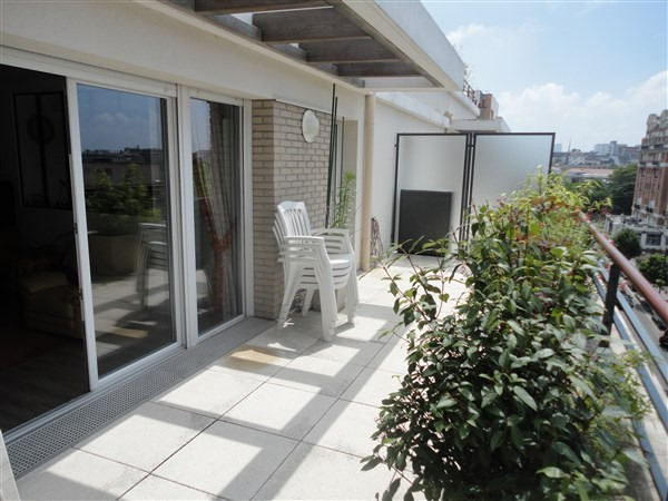 Sale apartment Colombes 572000€ - Picture 1