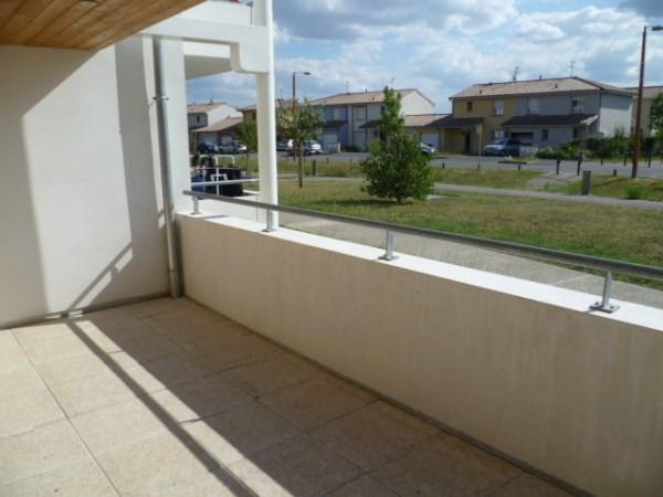 Rental apartment La salvetat st gilles 627€ CC - Picture 2