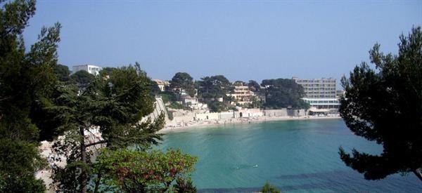 Location vacances appartement Bandol 560€ - Photo 1