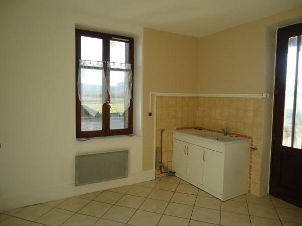 Location appartement Hieres sur amby 550€ CC - Photo 2