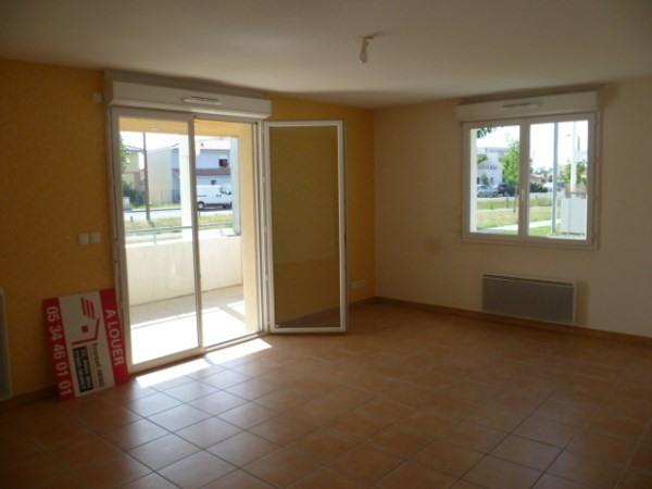 Rental apartment La salvetat st gilles 627€ CC - Picture 4