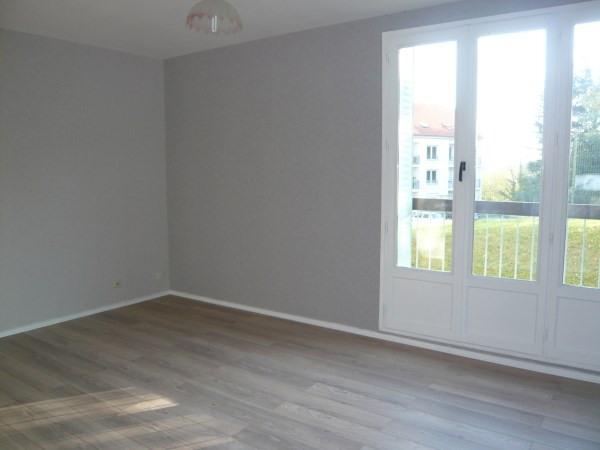 Rental apartment Pont de cheruy 641€ CC - Picture 1